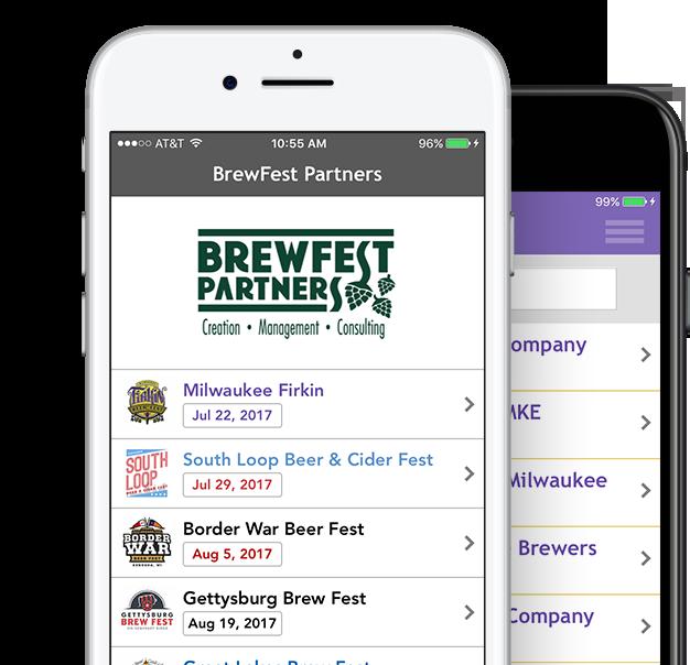 My Brew Fest App